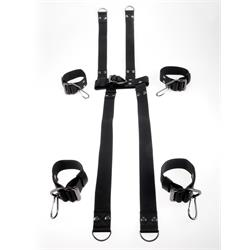 COMMAND by Sir Richards  Hogtie & Collar Set