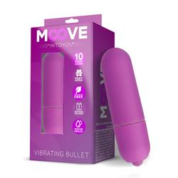 Vibrating Bullet Purple