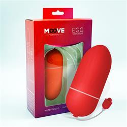 Egg Vibrator Red