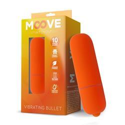 Vibrating Bullet Orange
