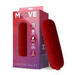 Vibrating Bullet Red