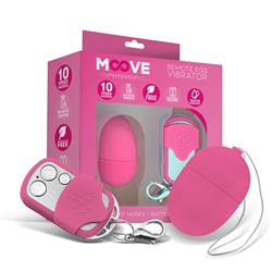 Mini Egg Vibrator Pink