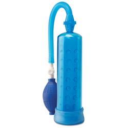 Pump Worx  Silicone Power Pump-Blue