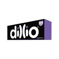 Dillio Promotional 3D Sign Purple