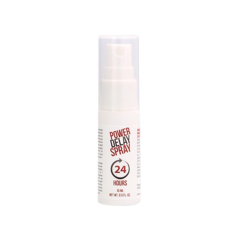 Shots Pharmaquests Power Delay Spray 24h 15 ml