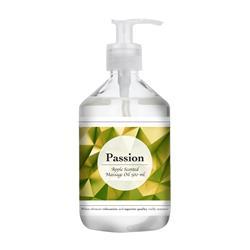 Passion - Apple Scented Massage Oil - 500 ml