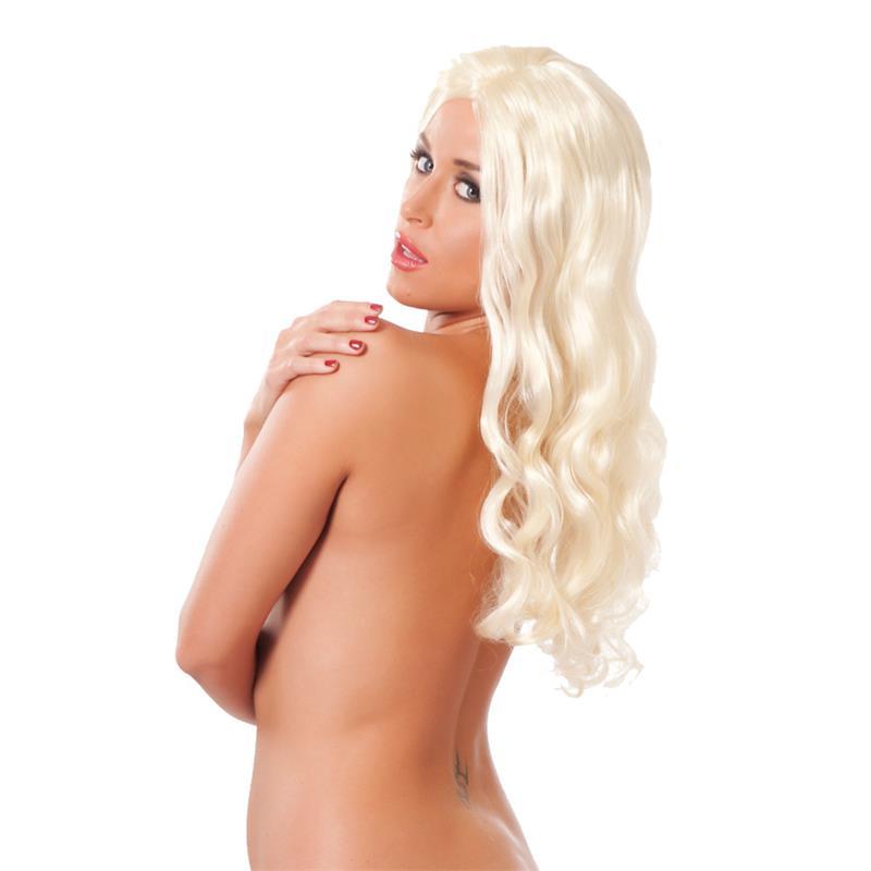 Rimba Amorable Blonde Long Wig