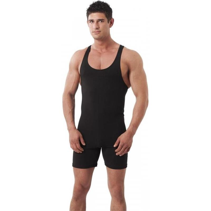 Body-Pant Black One Size