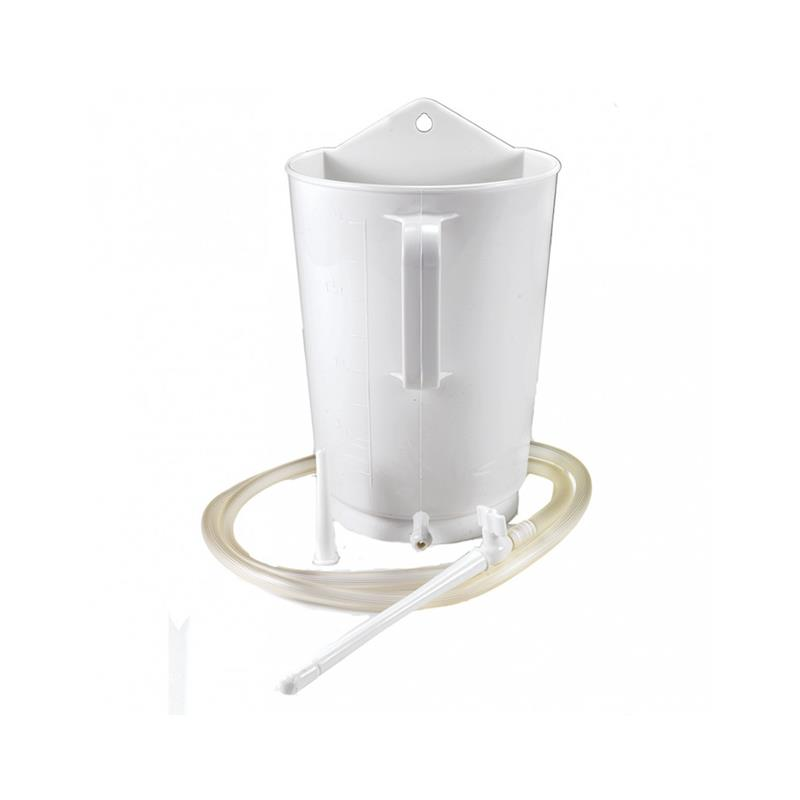 2 Liter Irrigator Wite