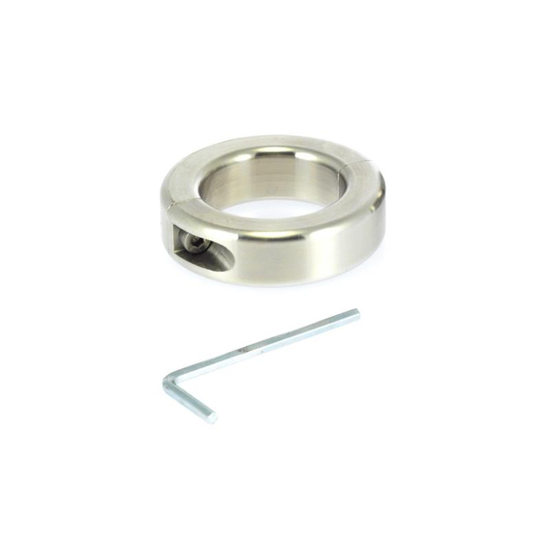 Stainless Steel Ring for the Testicles