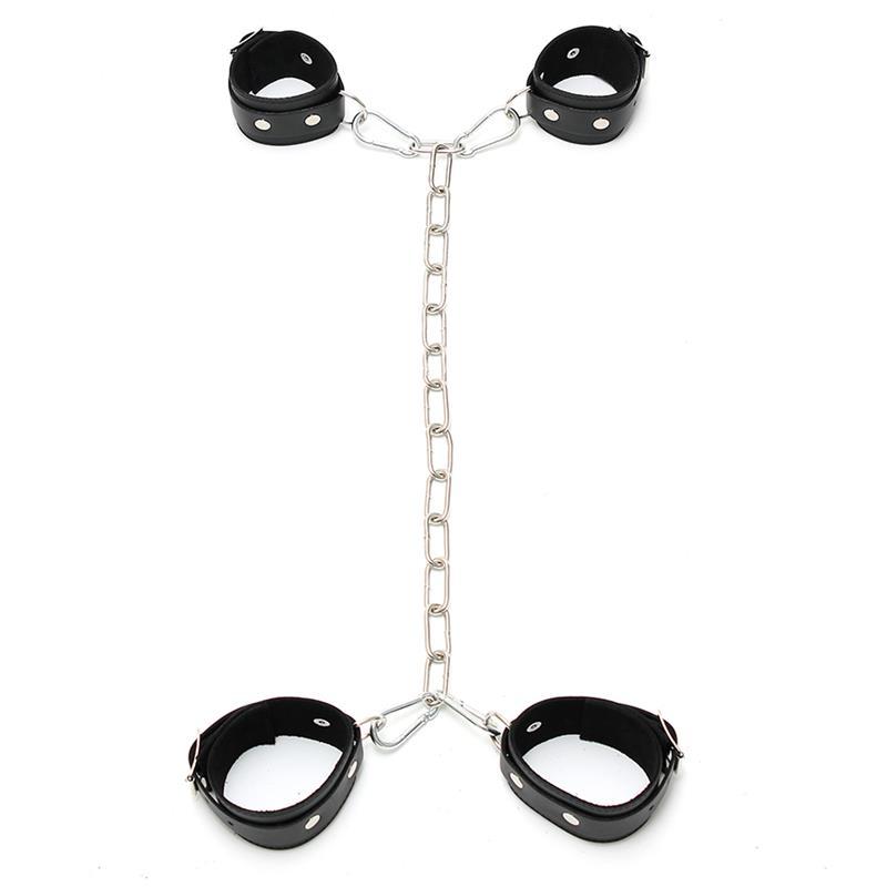 Rimba Bondage Play Cuffs Adjustable