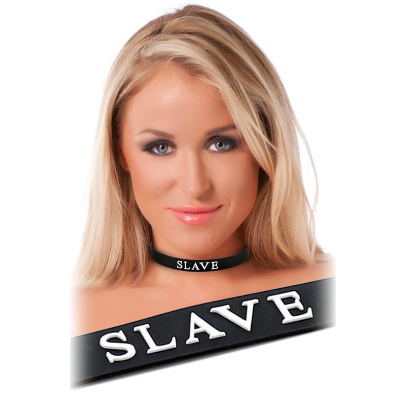 Rimba Latex Play Collar (Slave)