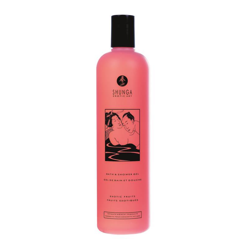 Shunga Bath Gel Exotic Fruits Aroma