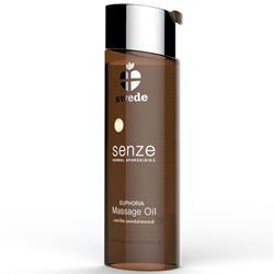 Senze Massage Oil Euphoria 150 ml. Clave 20