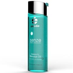 Senze Massage Oil Tranquility 150 ml Clave 20