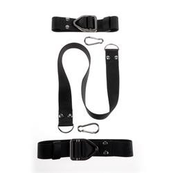 COMMAND bySir Richards  Deluxe Cuff Set