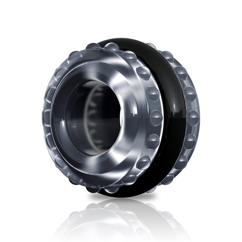 Ring Set Pro Performance C-Ring Black