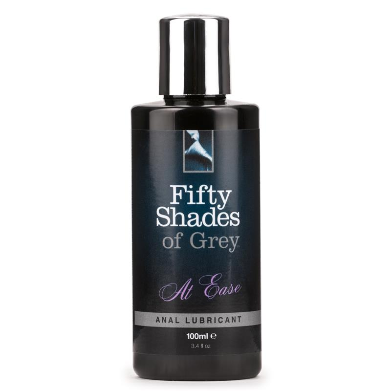US Fifty Shades of Grey Lubricante Anal 100 Ml de FIFTY SHADES OF GREY #satisfactoys
