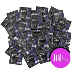 Bolsa 100 Uds VITALIS chocolate / negro