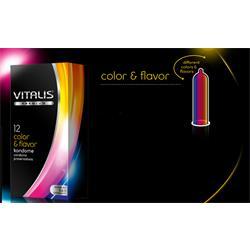 12s VITALIS color & flavor