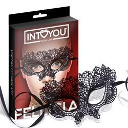 Fellicia Venetian Eye Mask No. 2