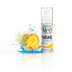 Med Natural Waterbased Lubricant Pineapple 50 ml