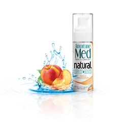 Med Natural Waterbased Lubricant Peach 50 ml