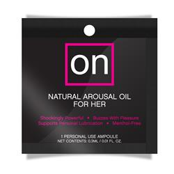 ON Arousal Oil for Her Original Ampoule 0.3 ml