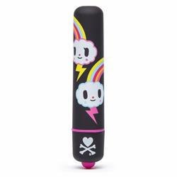 tokidoki Single Speed Mini Bullet Vibrator Black S