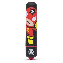 tokidoki Single Speed Mini Bullet Vibrator Black R