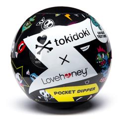 tokidoki Textured Pleasure Cup Crossbones