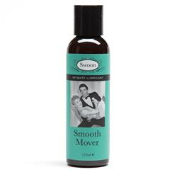Swoon Smooth Mover Water-Based Lubricant 125ml