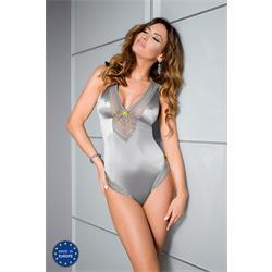 AVENA BODY silver S/M - Casmir