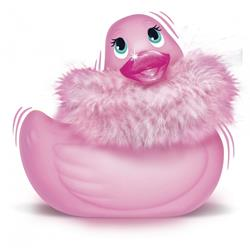 I rub my duckie - paris (pink)