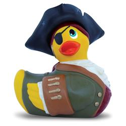 I rub my duckie - pirate - travel size