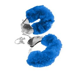 Fetish Fantasy Series Original Furry Cuffs-Blue