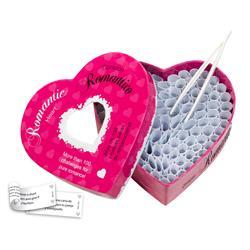 Romantic heart & corazon romanti (en-es)