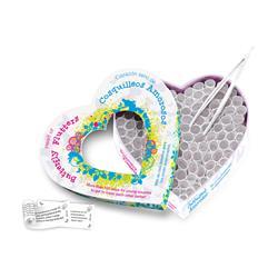 Heart of butterfly flutters & corazon lleno de cos