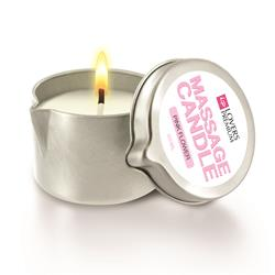 Loverspremium - massage candle pink flower