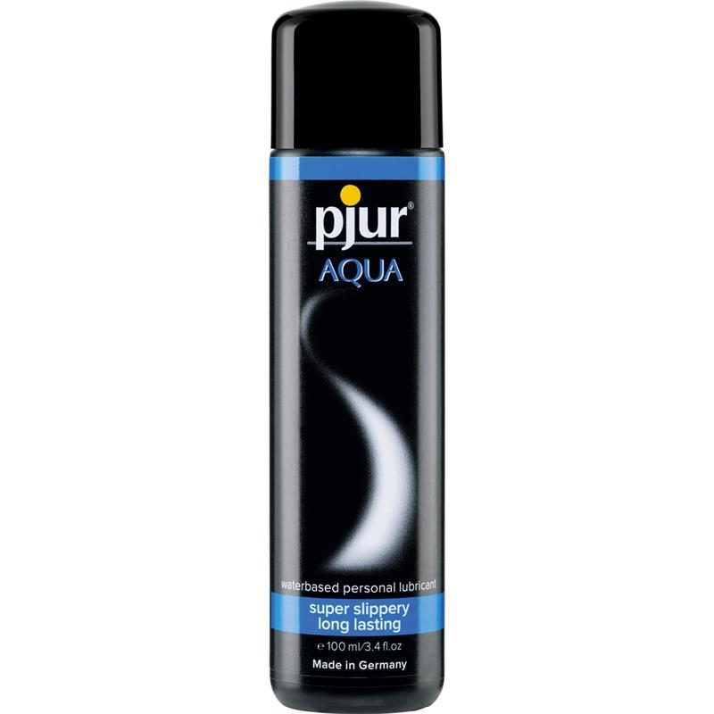 Pjur Aqua Lubricante Anal 100 ml de PJUR #satisfactoys