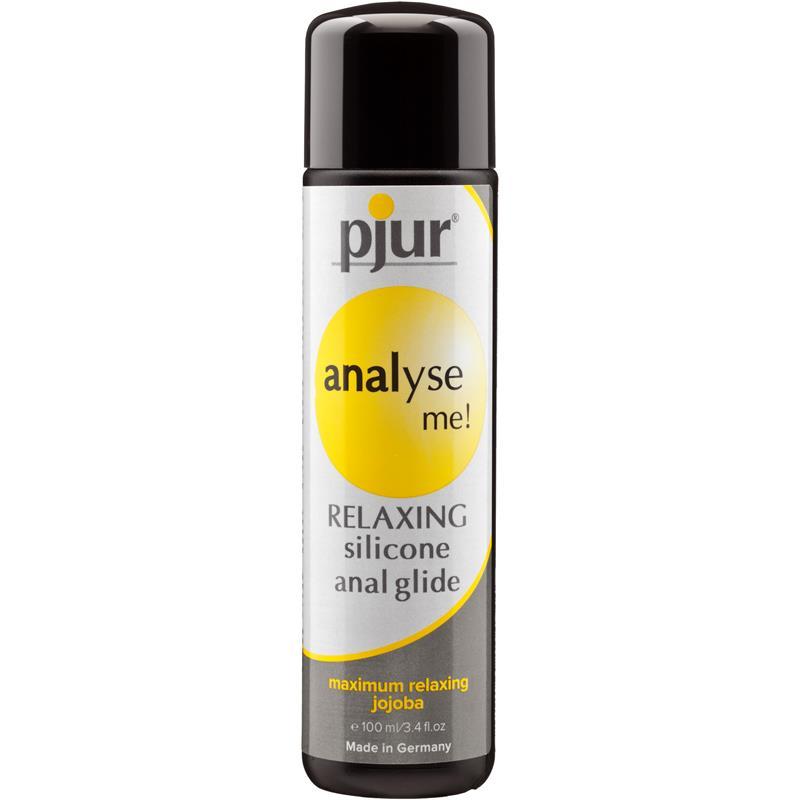 Pjur Analyse Me! Lubricante Anal Glide 100 ml de PJUR #satisfactoys