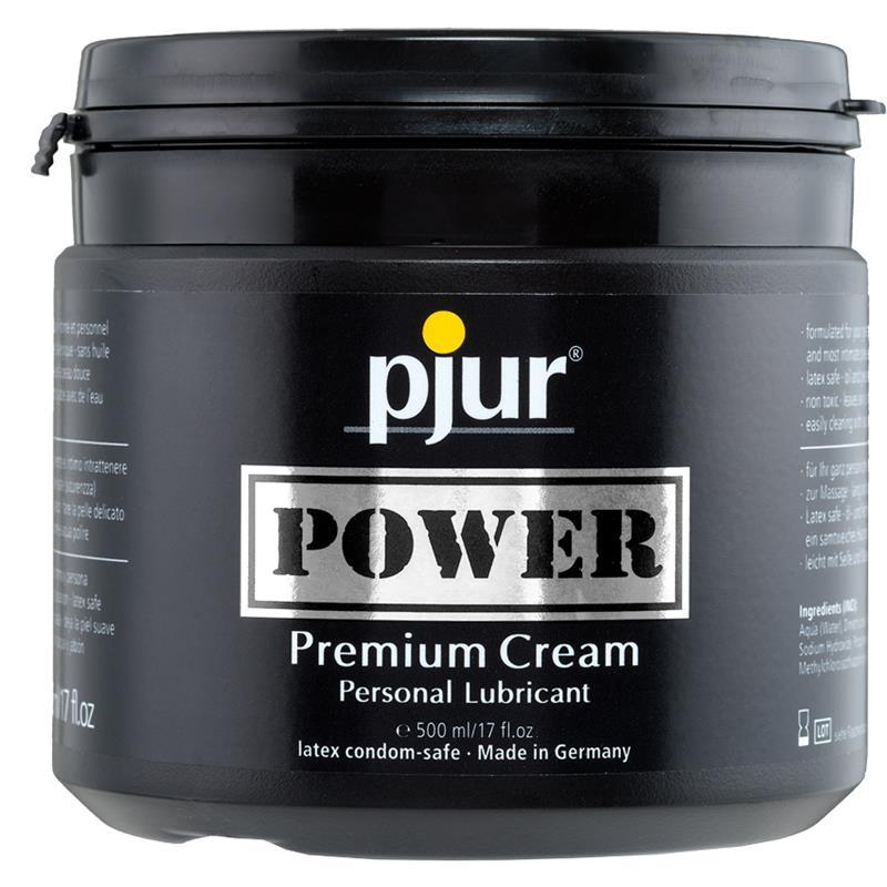 Pjur Power Lubircant 500 ml