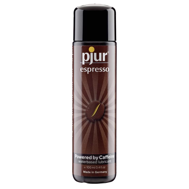Pjur Lubricante Espresso 100 ml de PJUR #satisfactoys