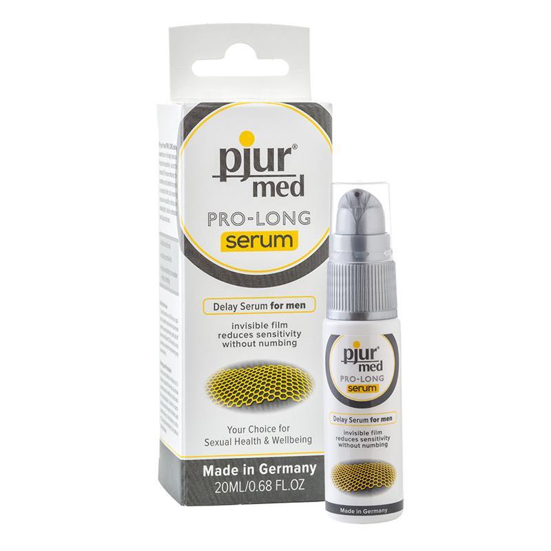 Pjur Med Serum de prolongación 20ml