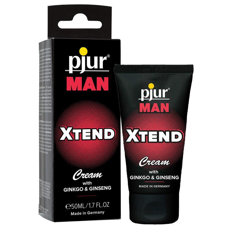 Pjur Man Crema Xtend 50 ml de PJUR #satisfactoys