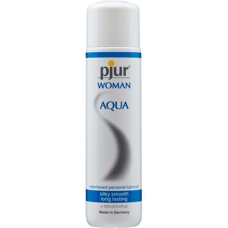 Pjur Woman Aqua 100 ml de PJUR #satisfactoys