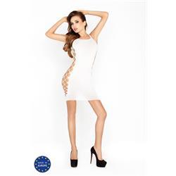 BodyStocking BS026 Blanco
