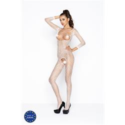 BodyStocking BS040 Blanco