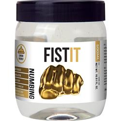 Shots Fist It Lubricante Numbing 500 ml