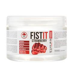 Fist It - Strawberry - Extra Thick- 500ml
